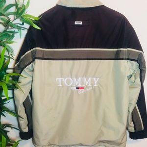 Vintage Tommy Hilfiger Sports fleece lined jacket
